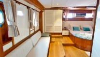 Sailing Gulet MASKE 2 - View into cabin
